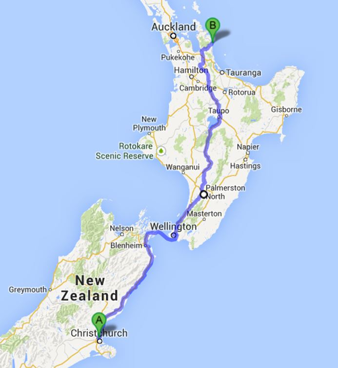 Airstream Journey New Zealand