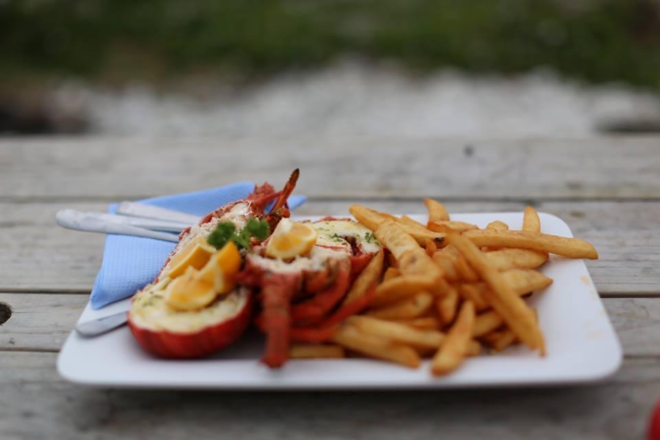 Crayfish at Nin's Bin - Delicious