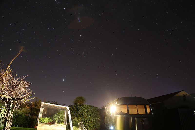 Starry Night at Hastings