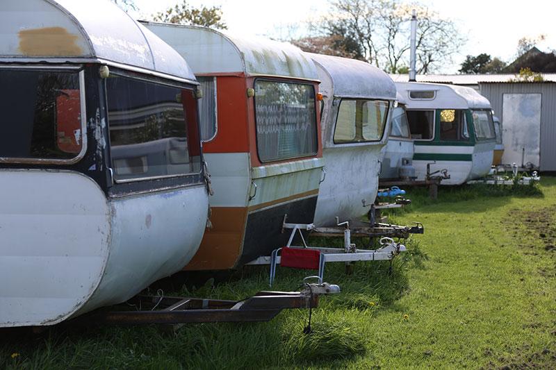 New Zealand Retro Caravans