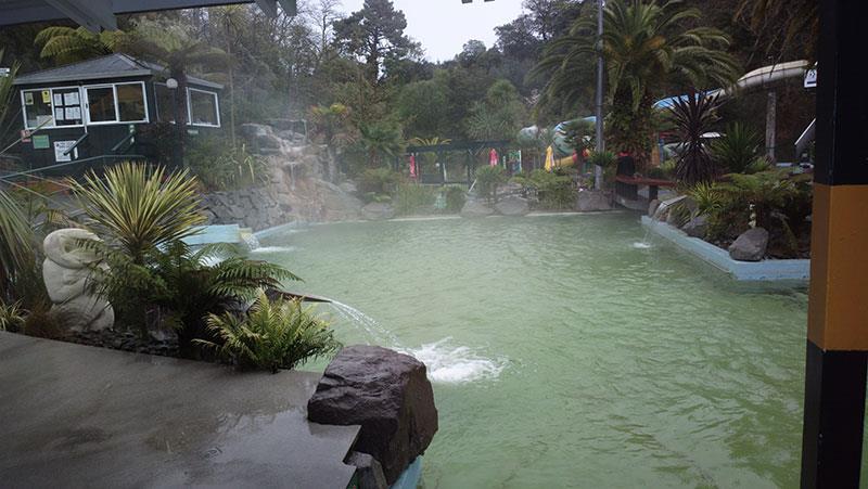 DeBretts Hot Spring Lake Taupo