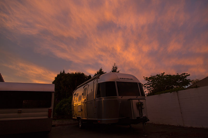 Airstream Caravan New Zealand