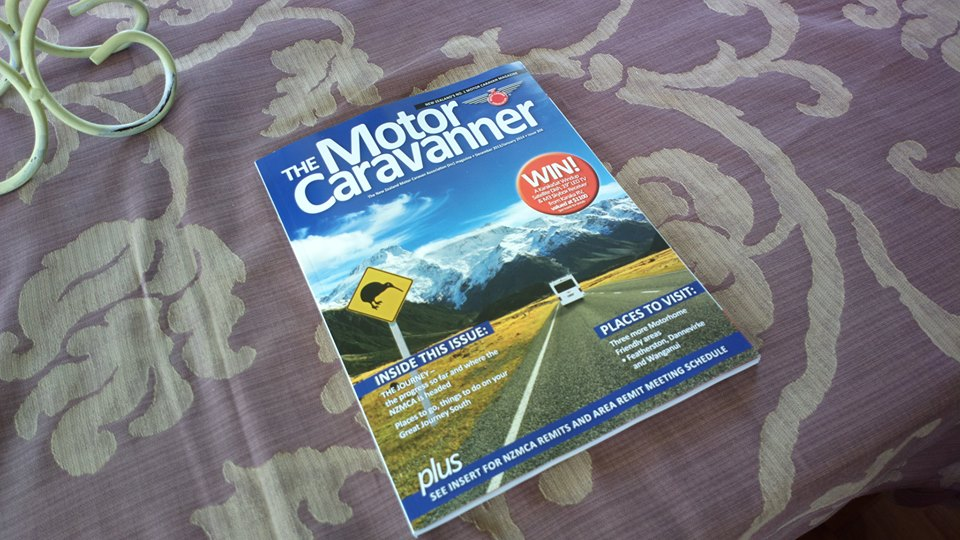 NZMCA The Motor Caravanner  Magazine