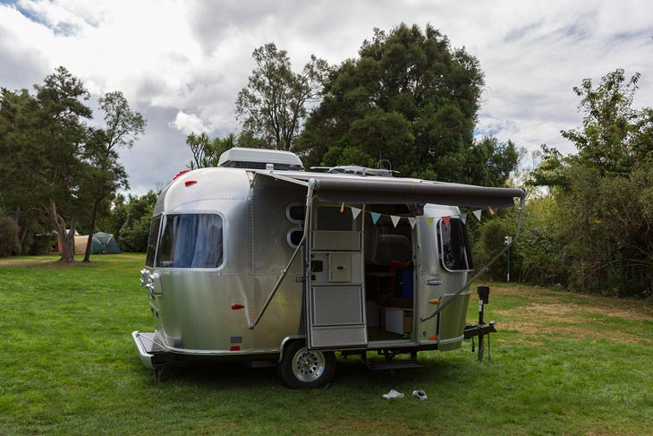 Airstream Bambi 15ft in New Zealand