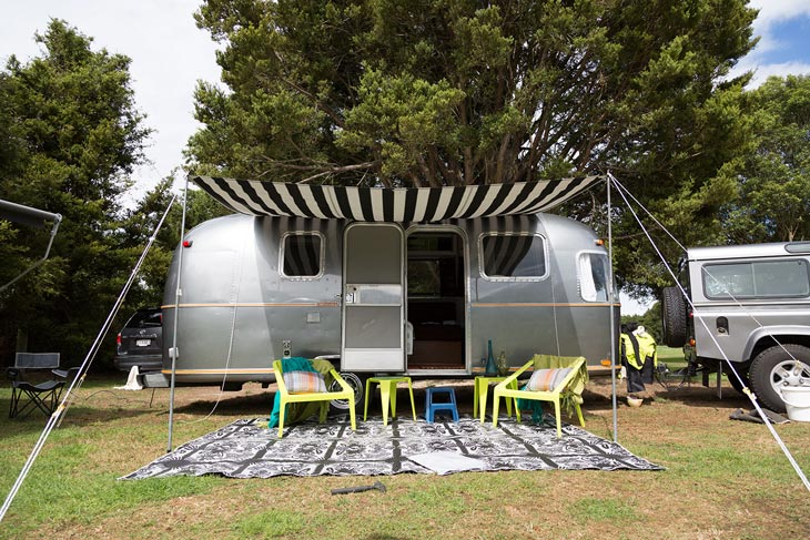 Airstream Argosy 1978 22ft in New Zealand