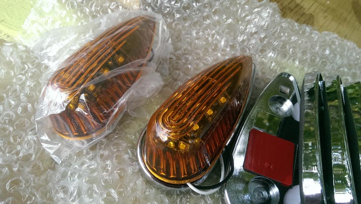 Airstream Marker Lights