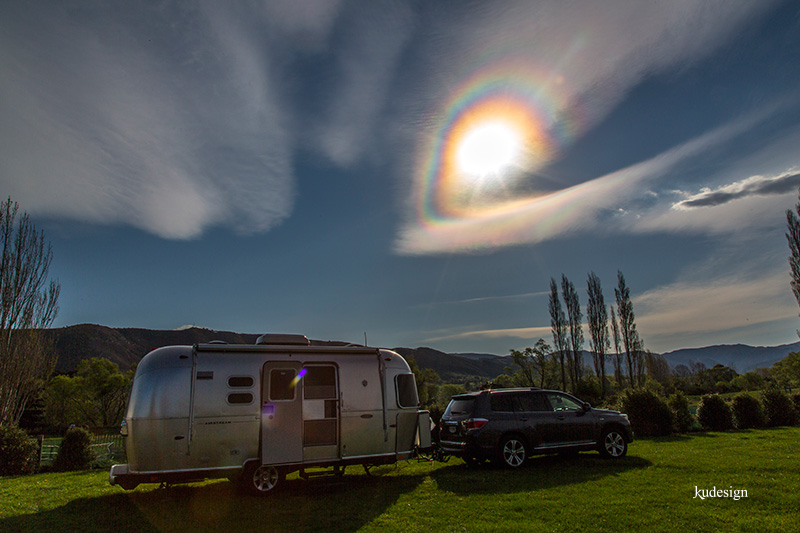 Airstream chembow sunbow